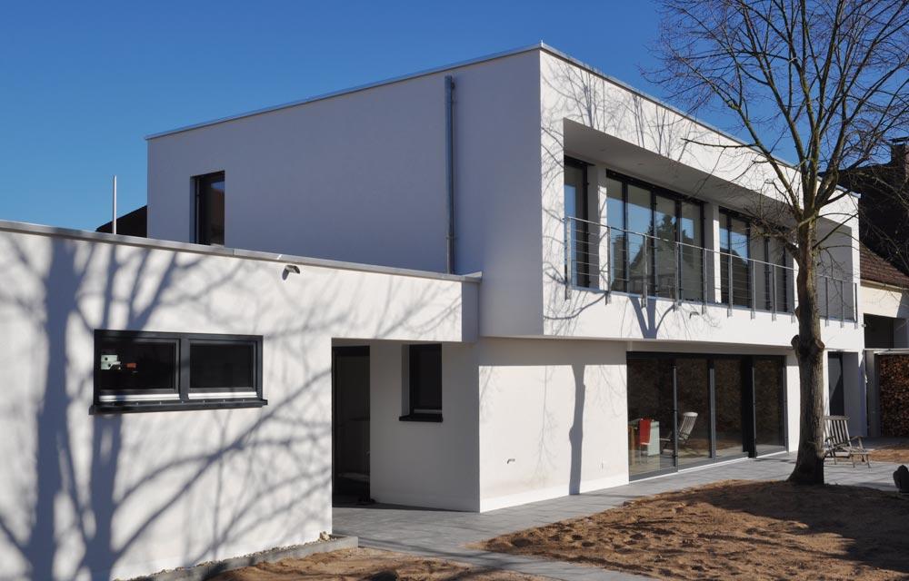 Architekt Bruchsal thorsten friedrich architekt bruchsal haus l ubstadt weiher