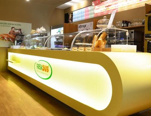 Sandwichbar, HH