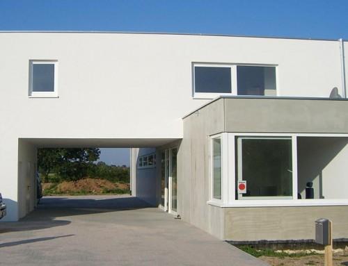 Gewerbebau M, Heddesheim