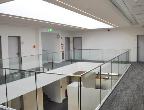 Bürogebäude MHC, Germersheim
